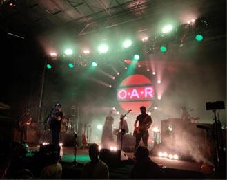 OAR in concert