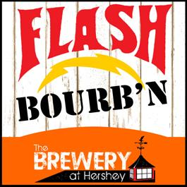 Flash Bourb'n Barrel-aged Pumpkin Ale (2018)