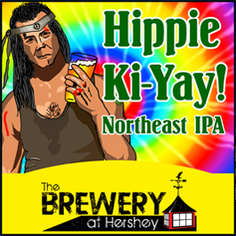 Hippie Ki-Yay! Northeast IPA