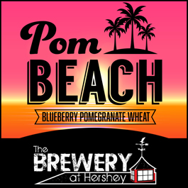 Pom Beach Blueberry Pomegranate Wheat