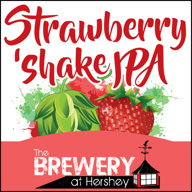 Strawberry 'Shake IPA