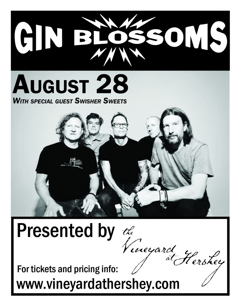 Gin Blossom poster