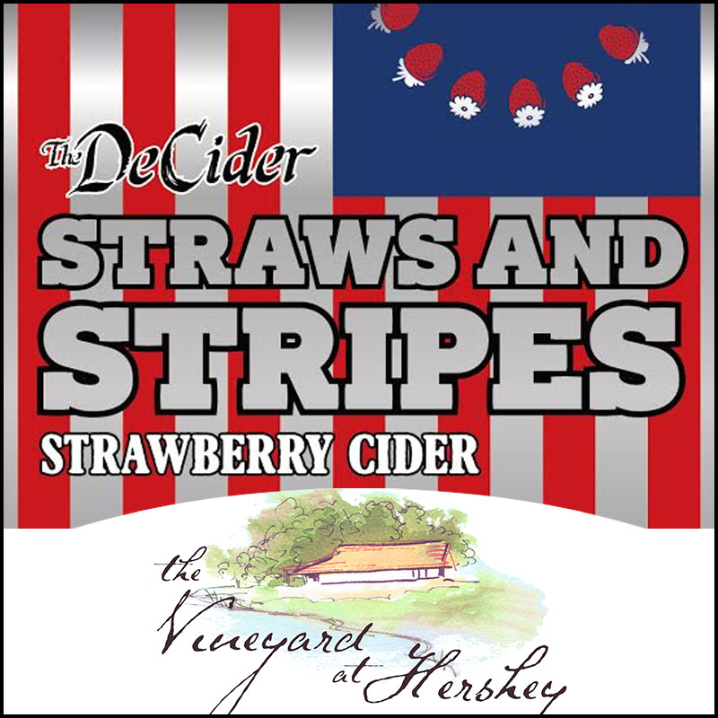 Straws and Stripes